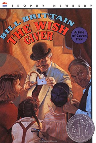 The Wish Giver: Three Tales of Coven Tree (Halloween Stores In Salt Lake City)