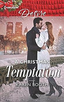 A Christmas Temptation (The Eden Empire) by [Booth, Karen]