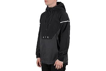 Nike M Nsw Jkt Anrk Wvn Air Hyb Chaqueta, Hombre, Negro (Black), M: Amazon.es: Deportes y aire libre