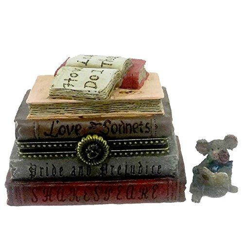 Romeo's Book of Love with Shakespeare Mcnibble, Boyds Tresure Box (Tresure Box)
