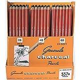 Charcoal Pencil Display
