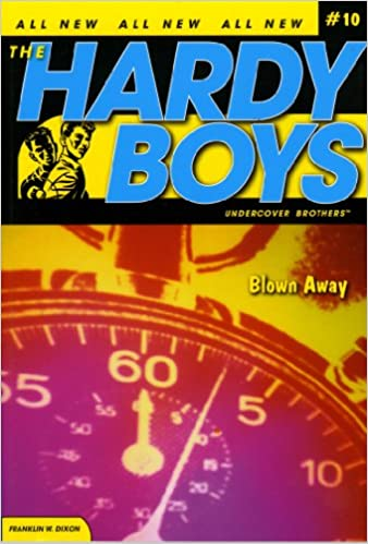 hardy boys running on fumes book review
