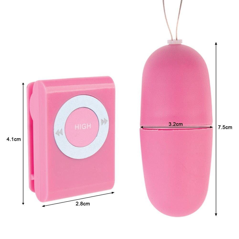 36e970db13f95 Amazon.com: Pretty Love MP3 Wireless Remote control bullet vibrator ...