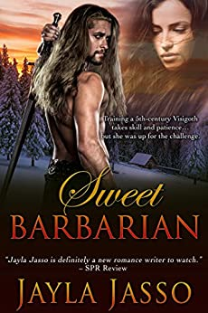 Sweet Barbarian by [Jasso, Jayla]