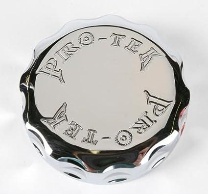 Pro-Tek rc-150 C cromo trasera de freno o embrague tapa de ...
