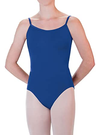 2cd815d1bdd6 Amazon.com   Motionwear Classic With Padded Cups Camisole Leotard ...