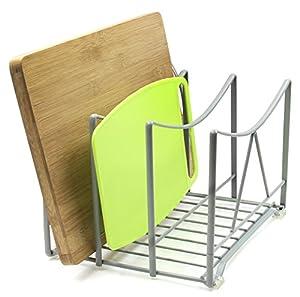 IZLIF Kitchen Houseware Pantry and Cabinet Organizer Rack