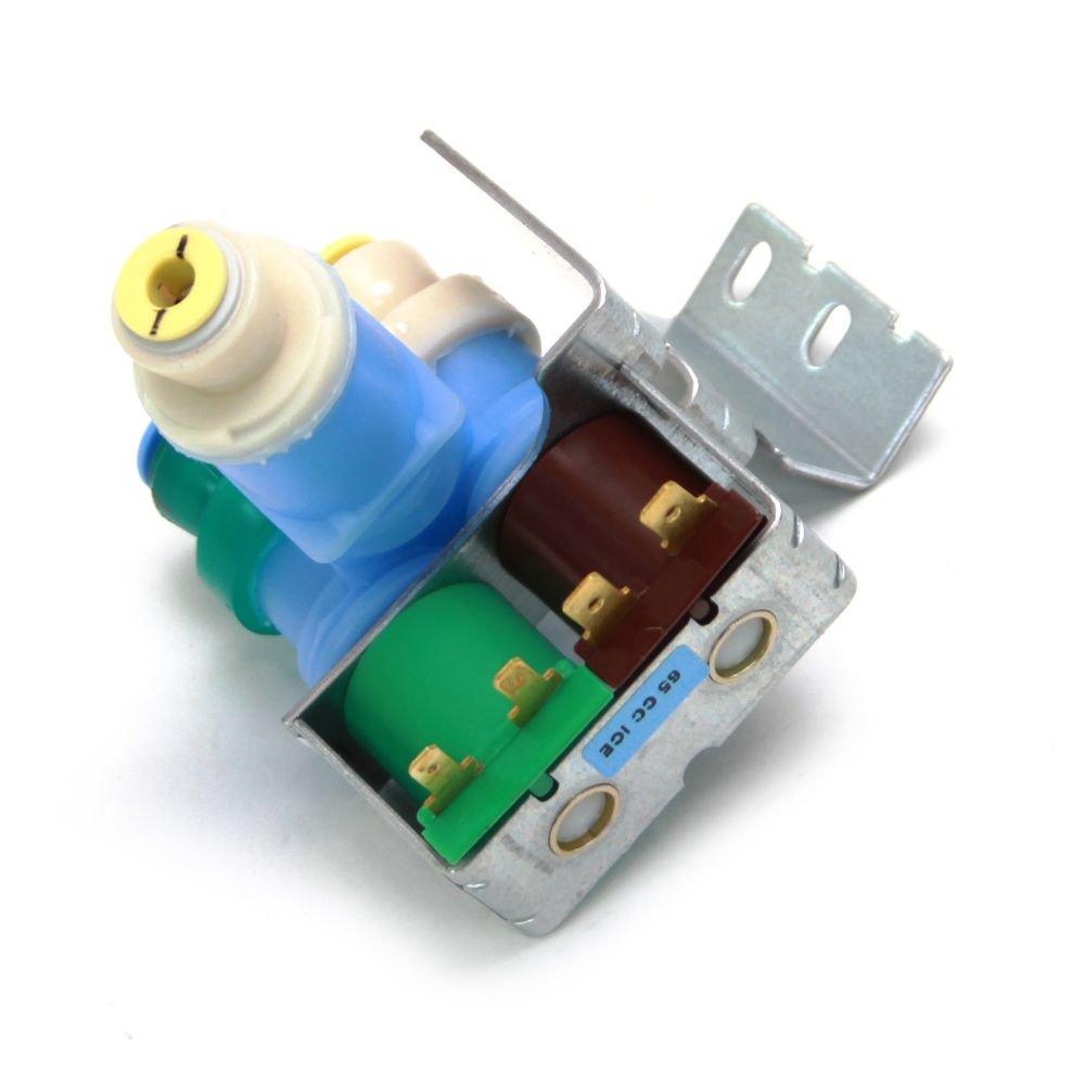 Whirlpool W10179146 Refrigerator Water Inlet Valve Genuine Original Equipment Manufacturer (OEM) Part