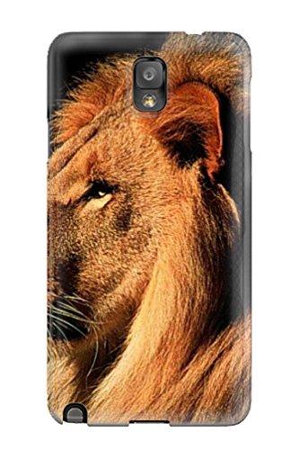 unique-design-galaxy-note-3-durable-tpu-case-cover-lion-animal