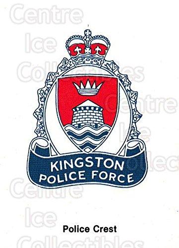 (CI) Checklist Hockey Card 1983-84 Kingston Canadians 1 - List Kingston Shops