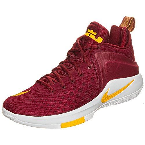 Nike Zoom Witness Men's Basketball Shoes tiGlbLAB4