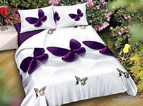 Butterfly Sheet Set - 8