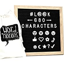 """Felt Letter Board 