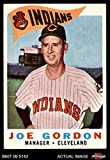 1960 Topps # 216 Joe Gordon Cleveland Indians (Baseball Card) Dean's Cards 5 - EX Indians