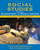 img - for Social Studies for the Elementary and Middle Grades: A Constructivist Approach (4th Edition) book / textbook / text book