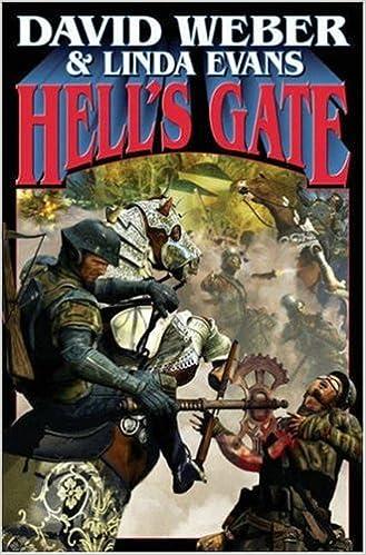 Last ned franske bøkerHell's Gate (BOOK 1 in new MULTIVERSE series) (Multiverse Wars) by David Weber,Linda Evans på norsk