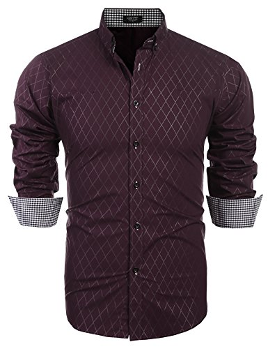 Long Sleeve Pattern Shirt - 9