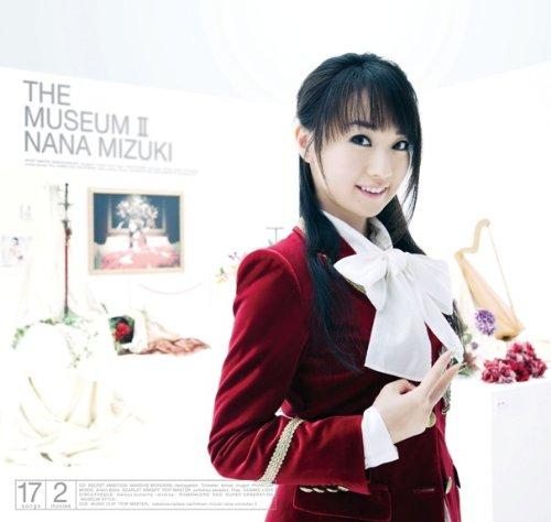 水樹奈々/THE MUSEUM II[DVD付]の商品画像