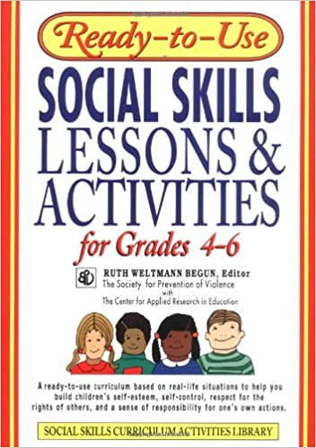 Amazon.com: Ready-to-Use Social Skills Lessons & Activities for ...