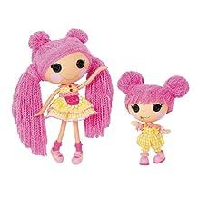 Lalaloopsy Loopy Hair - Crumb Sugar Cookie and Sprinkle Spice Cookie