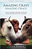 img - for Amazing Grays, Amazing Grace: Lessons in Leadership, Relationship, and the Power of Faith Inspired by the Love of God and Horses (Gospel Horse Series) (Volume 1) book / textbook / text book