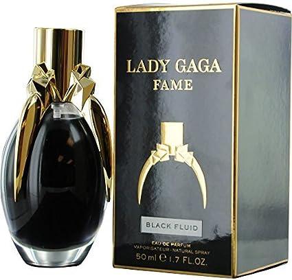 lady gaga fame black fluid perfume