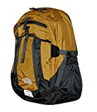 The North Face Men's Recon Backpack Student School Bag Citrine Yellow