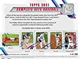 2021 Topps Complete Factory Hobby Box