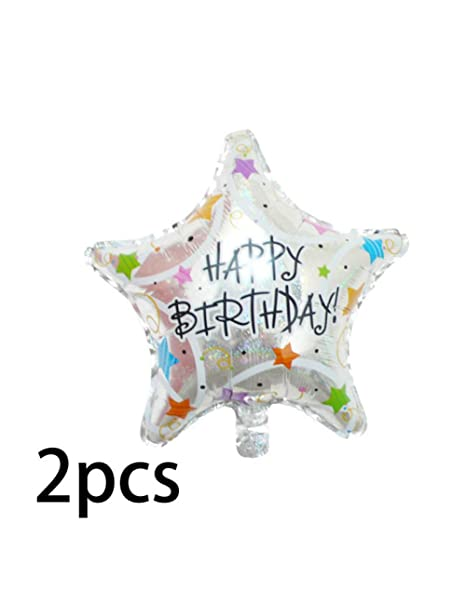 ZLJTT 6pcs / Lot Pocoyo Number Foil Balloons Set Baby Shower ...