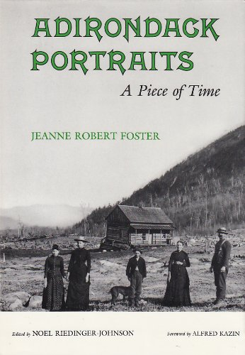 - Adirondack Portraits: A Piece of Time (York State Books)