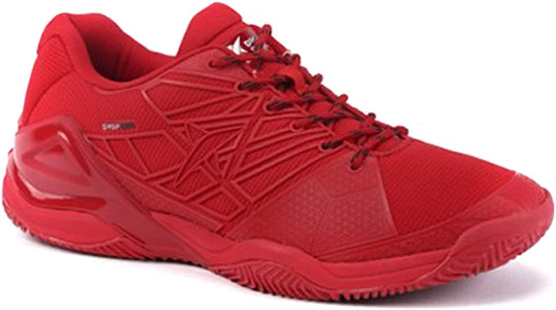 Zapatilla Drop Shot Cell Red: Amazon.es: Deportes y aire libre