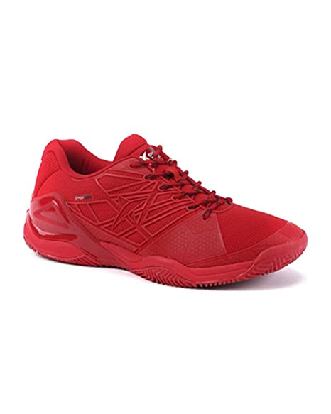 DROP SHOT Zapatillas Cell Red: Amazon.es: Deportes y aire libre
