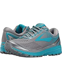 Women's Ghost 10 Primer Grey/Teal Victory/Silver 8 D US