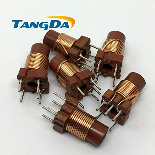 (Batcus Adjustable high-Frequency Winding inductance Inductor core Regulated Trimming Inductor 12T 0.6uh-1.7uh W. )