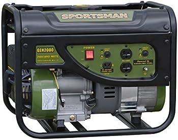 Sportsman GEN2000 2000 Watt Gasoline Portable Generator