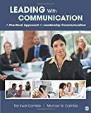 img - for Leading With Communication: A Practical Approach to Leadership Communication book / textbook / text book