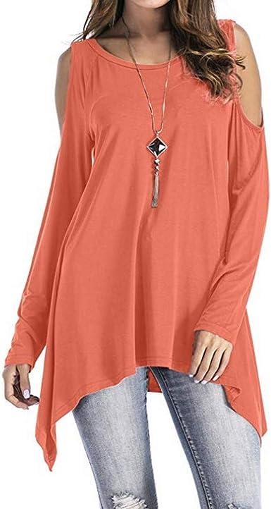 FAMILIZO_Camisetas Mujer Tirantes Tallas Grandes Verano Originales ...