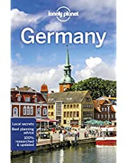 Lonely Planet Germany 10 10th Ed.