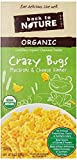 Back to Nature Organic Crazy Bugs Macaroni and Cheese Dinner , Pack of 24