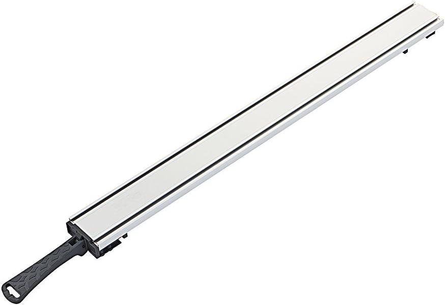 Bora WTX Clamp Edge and Straight Cut Guide for Circular Saws | 50 Inch Cutting Length, 543050 guide rail