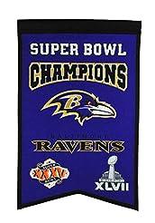 NFL Baltimore Ravens Super Bowl Champion...