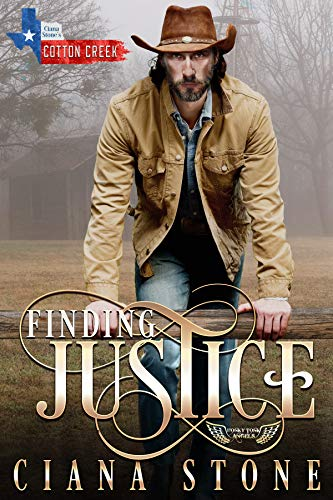 Finding Justice: a book in the Cotton Creek Saga (Honky Tonk Angels 2)