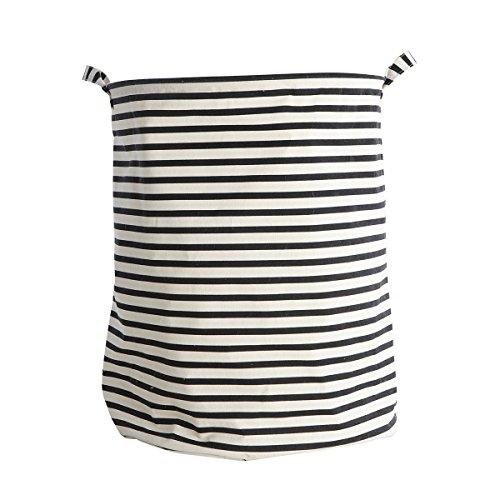 House Doctor - Wäschesack Stripes