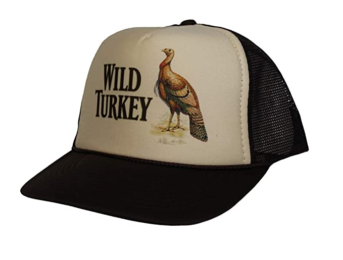 efa9b8005acfc Image Unavailable. Image not available for. Color  Wild Turkey Baseball  Trucker Hat