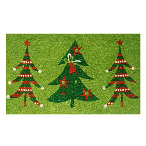 Home & More 120981729 Christmas Trio Doormat, 17