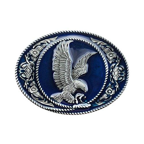Bald Eagle Belt Buckle - 6