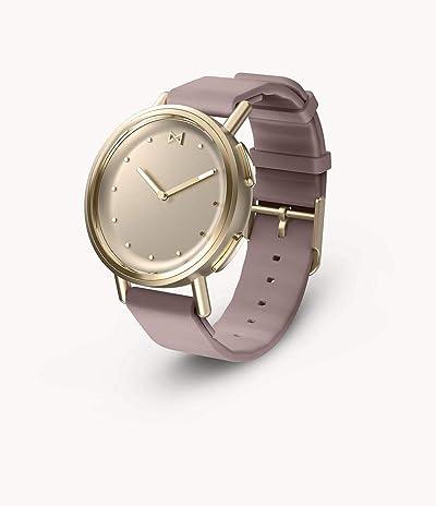Misfit Wearables MIS5023 Misfit Path Smartwatch in Gold Tone