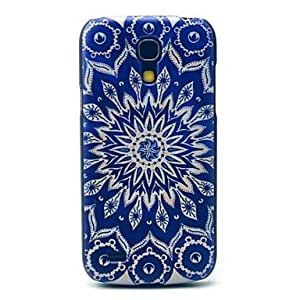 Babe Supply Retro Sunflower Pattern Hard Back Cover Case for Samsung Galaxy S4 Mini I9190