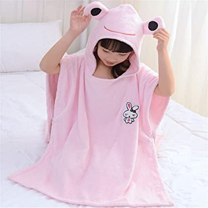 FIFY Toalla de baño de algodón para niños Toalla de baño de algodón para niños Toalla
