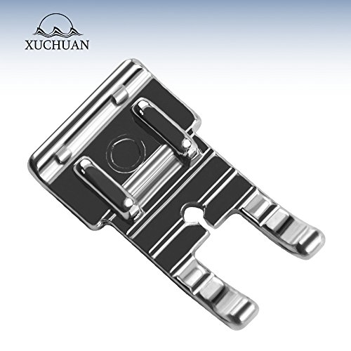 SINGER 1/4'' Inch Piecing Snap-On Presser Foot for Low-Shank Sewing Machines foot